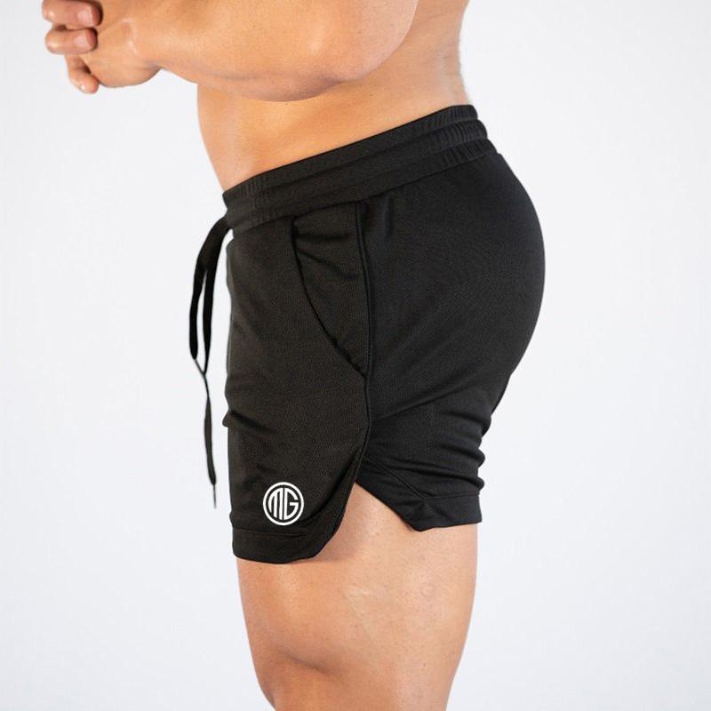 Starter pantaloni scurți de compresie pentru bărbați